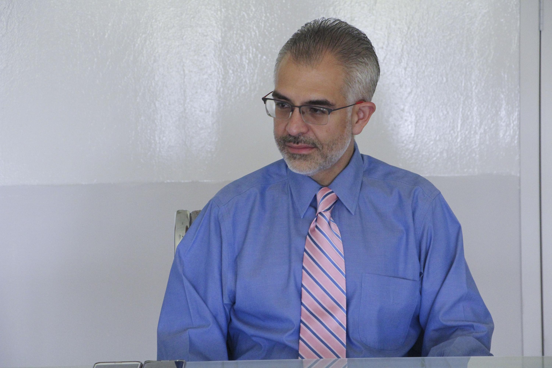 Maestro Guillermo Arturo Gómez Mata, Rector del CUAltos.