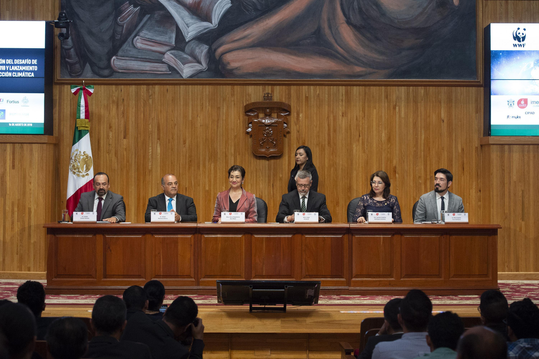 UdeG se une a la Declaratoria de la Alianza para la Acción Climática en Guadalajara