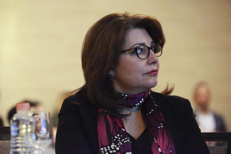 """Coordinadora Nacional del Programa """"México Conectado"""" y Vicerrectora Ejecutiva de la Universidad de Guadalajara, doctora Carmen Rodríguez Armenta"""