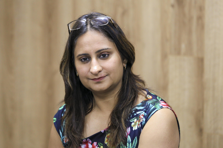 Directora de Recursos Humanos de Tata Consultancy Services, Ashul Mehrotra