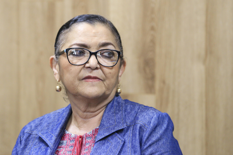 Rectora del Centro Universitario de Ciencias Exactas e Ingenierías (CUCEI), doctora Ruth Padilla Muñoz