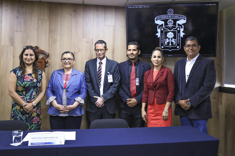 Rueda de prensa para anunciar el Challenge University Innovation los días 13 y 14 de septiembre–, hackatón apoyado por la empresa Tata Consultancy Services.