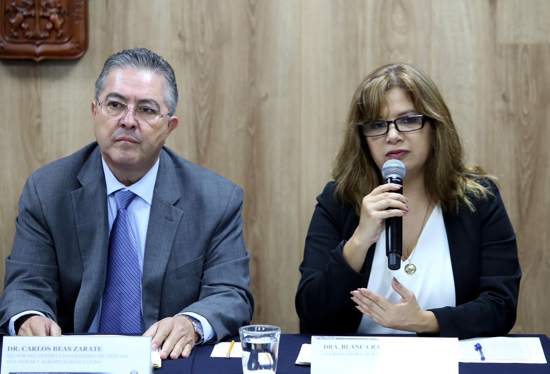 La licenciada Blanca Rios habla de las actividades de EXPO IMAGINA