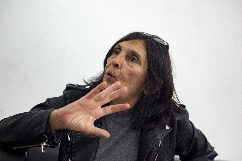 Doctora Rossana Reguillo Cruz,  Doctora en Ciencias Sociales, con especialidad en Antropología Social por el CIESAS-Universidad de Guadalajara.