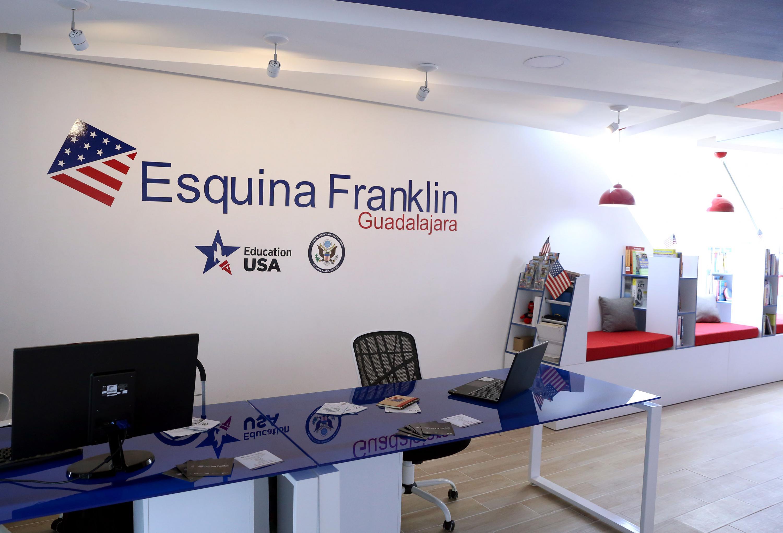 Diseño de las instalaciones de la Esquina Franklin,en la Biblioteca Juan José Arreola.