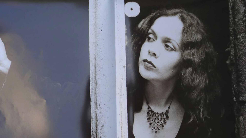 Retrato de la cantante Rita Moreno