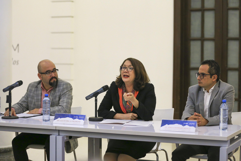 La rectora de CUCSUR habla con entusiasmo de los resultados de la convocatoria