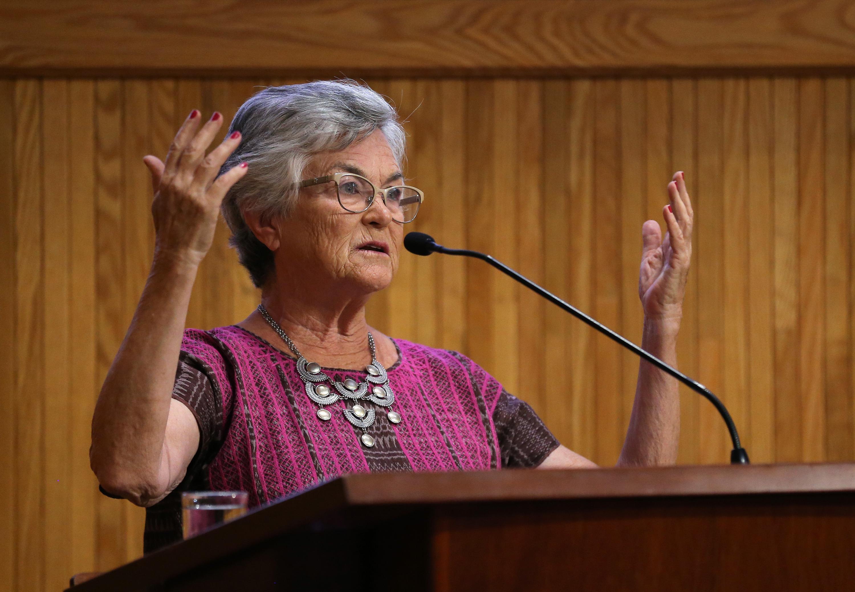 Mary Kay Vaughan, historiadora estadounidense y especialista en México.