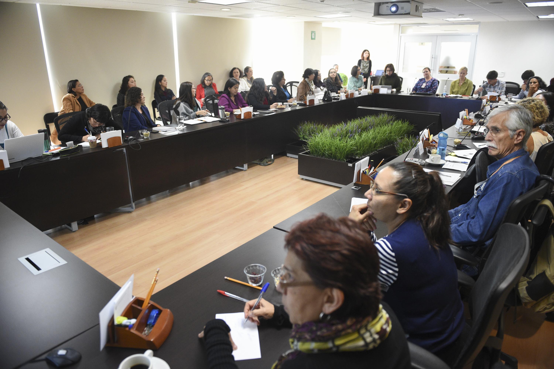 """Vista panorámica, del Seminario Internacional """"Equidad de género en el trabajo""""."""