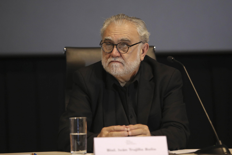 El Director General FICG es  Iván Trujillo Bolio y estuvo presente en la Cineteca FICG