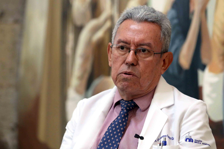 Investigador académicos Guillermo García García, ganador del Premio Estatal de Innovación, Ciencia y Tecnología Jalisco 2018