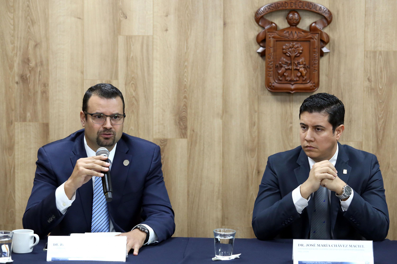El doctor Rubén Bayardo González habla del evento que se llevara a cabo a finales del mes de noviembre