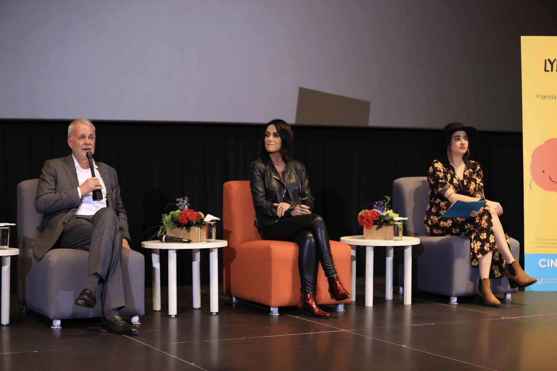 """Inauguración del proyecto audiovisual Somos valientes """"Capítulo Jalisco"""", en la Sala Guillermo del Toro de la Cineteca FIGC"""