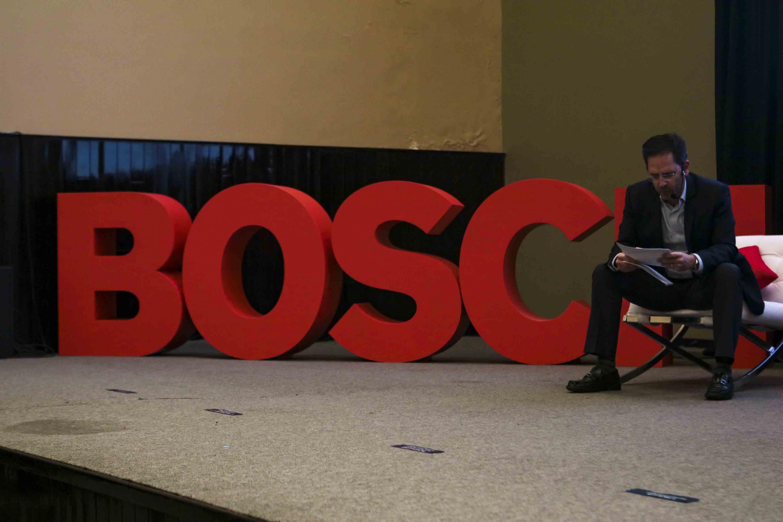 Cucei, como lugar del evento de retos de Bosch-Day México.