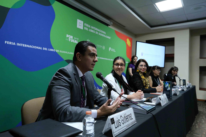 Coordinador General de Tecnologías de Información (CGTI), doctor Luis Alberto Gutiérrez Díaz de León y coordinador de esta publicación