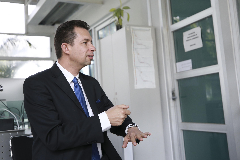 El doctor Jesús Raúl Beltrán Ramírez