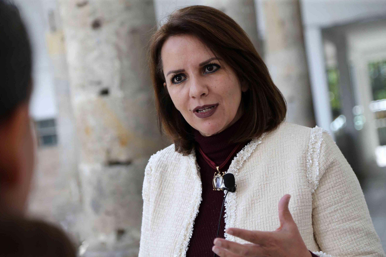 Psicóloga Esther Cisneros Quirarte