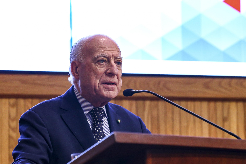 El Presidente del Instituto Internacional de Derecho Humanitario de San Remo y quien será Vicepresidente de esta red, jurista Fausto Pocar