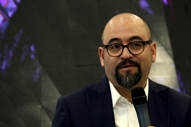 El licenciado Ángel Igor Lozada Rivera Melo es el Secretario de Vinculación y Difusión Cultural de la UDG