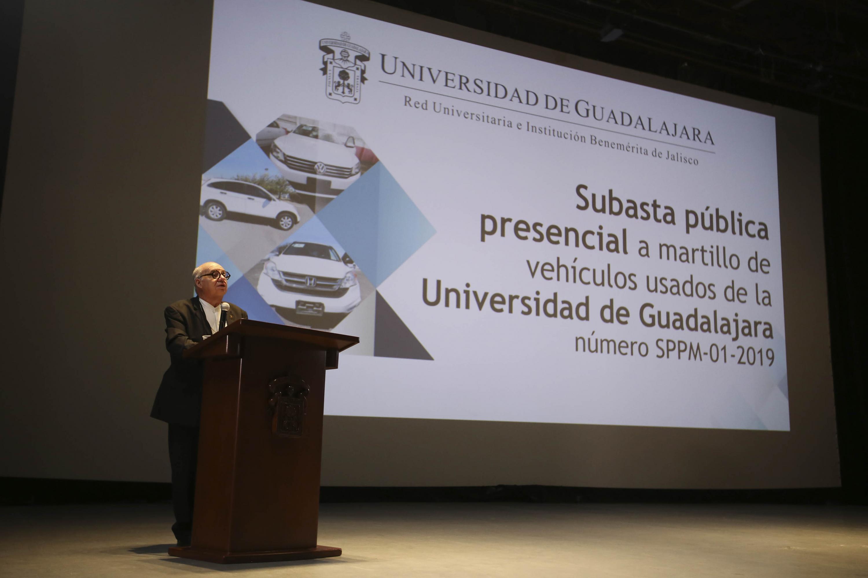 Subasta pública presencial de 50 vehículos de uso directivo en el Cineforo