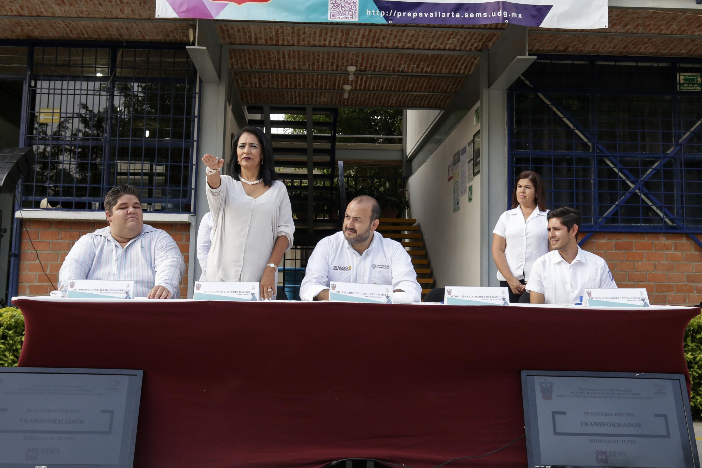 Licenciada Susana Ambriz Ramos toma protesta como Directora de la Preparatoria de Puerto Vallarta, para el periodo 2019-2022