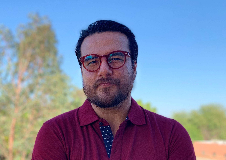 El escritor, Franco Félix