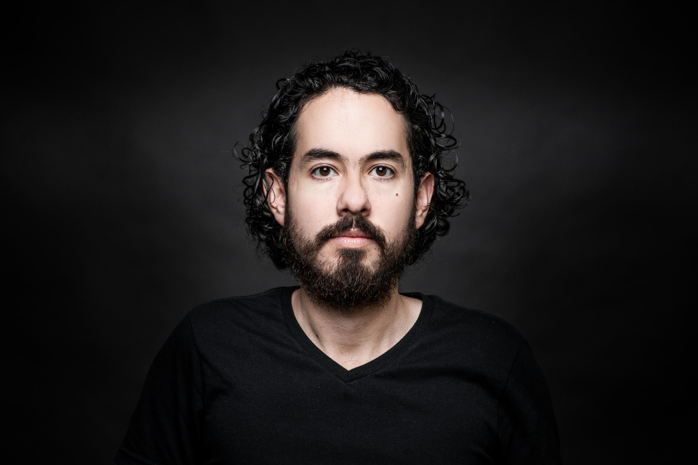 El narrador y ensayista, Jorge Comensal