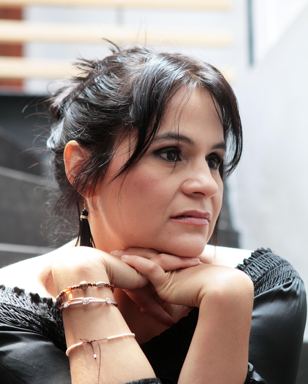 La escritora, Maritza M. Buendía