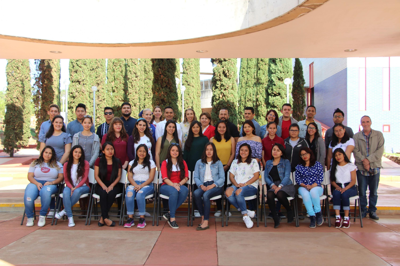 Estudiantes provenientes de Colima, Guerrero, Chiapas, Estado de México, de Michoacán, Guerrero, Tlaxcala, Sinaloa, así como de varios municipios de Jalisco y un estudiante de Colombia