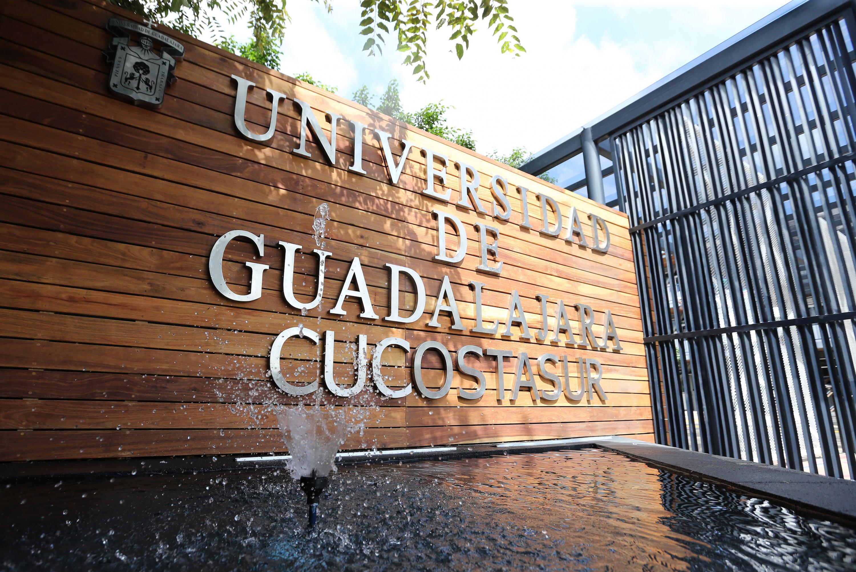 Instalaciones del Centro Universitario de la Costa Sur (CUCSur)