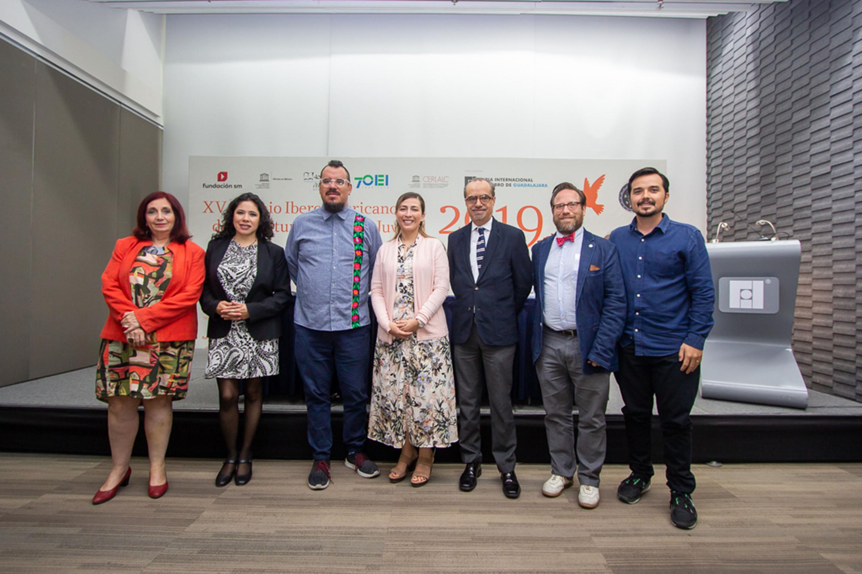 El jurado del Premio Iberoamericano SM de Literatura Infantil y Juvenil eligió, por unanimidad a la escritora mexicana, María Baranda como ganadora