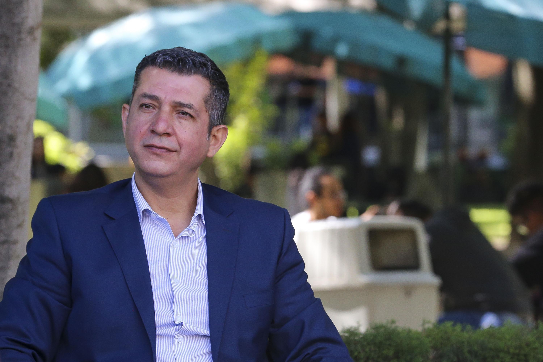El Rector del Centro Universitario de Ciencias Económico Administrativas (CUCEA), maestro Luis Gustavo Padilla Montes