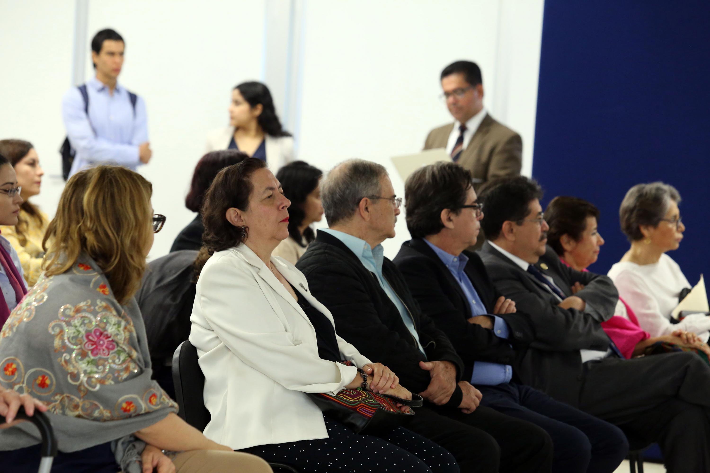 Público asistente al el Seminario Binacional en Innovación Educativa, Liderazgo y Literacidad,