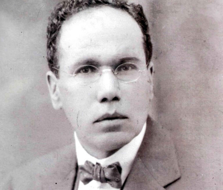 El músico, José Rolón