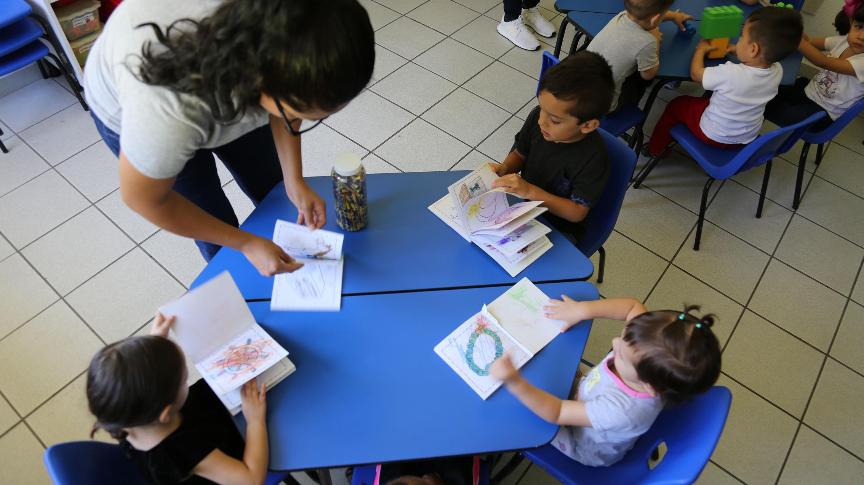 Estancia Infantil Guardería, exclusiva para hijos de estudiantes
