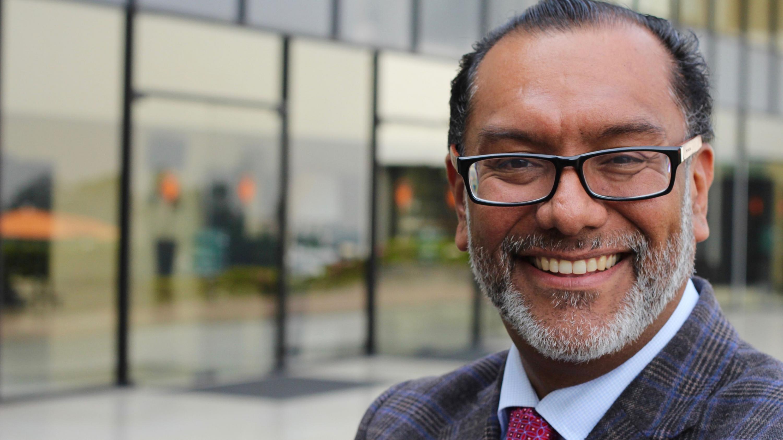 El doctor Jorge Alberto Hidalgo Toledo, coordinador académico de posgrados e investigador de la Facultad de Comunicación de la Universidad Anáhuac