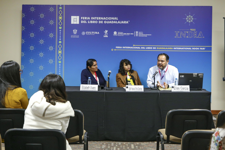 """Realizan en FIL el Encuentro Internacional de Género, """"La voz del silencio: la subalternidad, la cultura y gestión del cuerpo"""""""