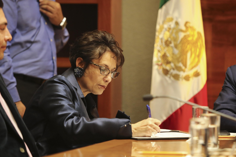 La presidenta de la Fundación Altamed, Zoila D. Escobar