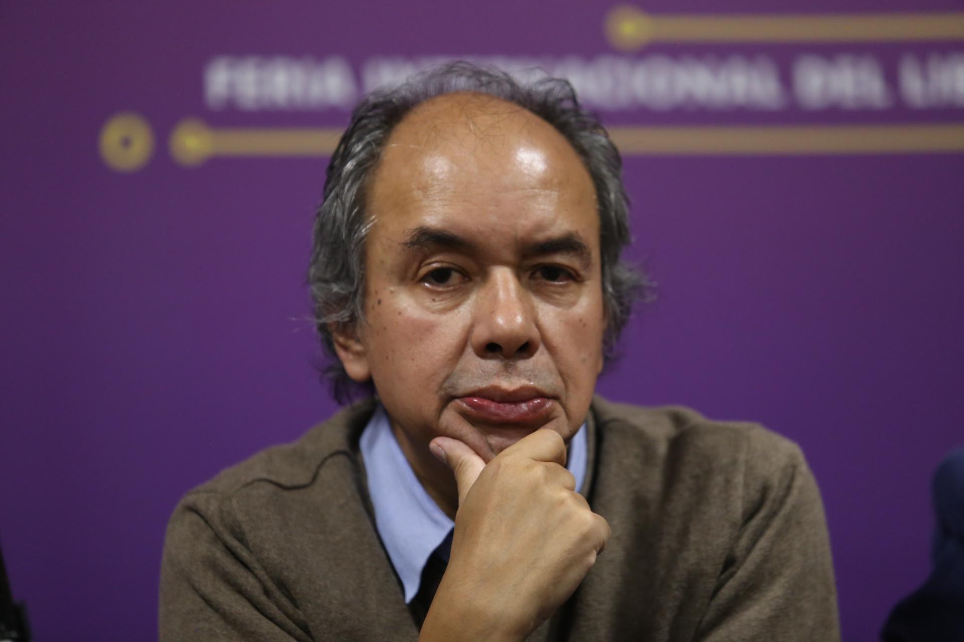 El periodista Mario Alberto Mejía