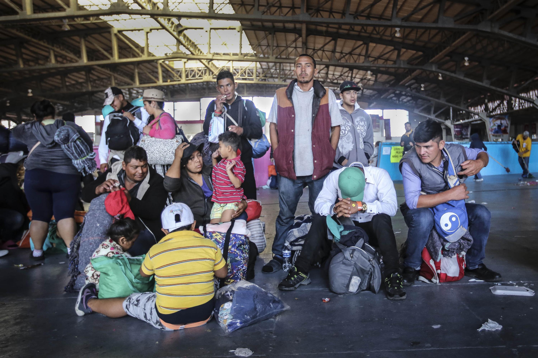 Grupo de Migrantes