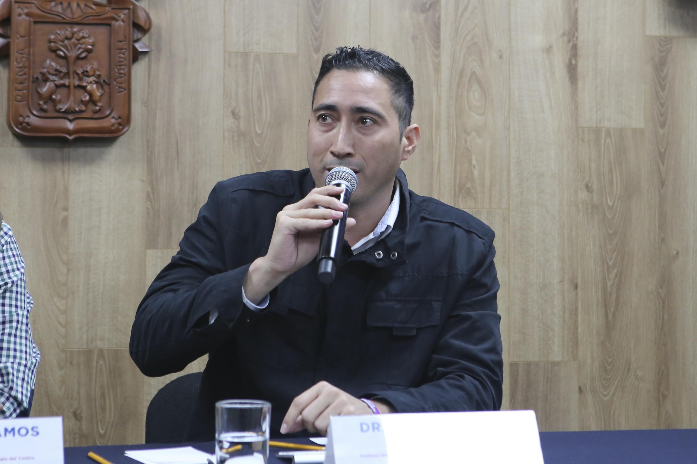 El docente de la Universidad del Valle de Atemajac (Univa), doctor Abel Astorga Morales