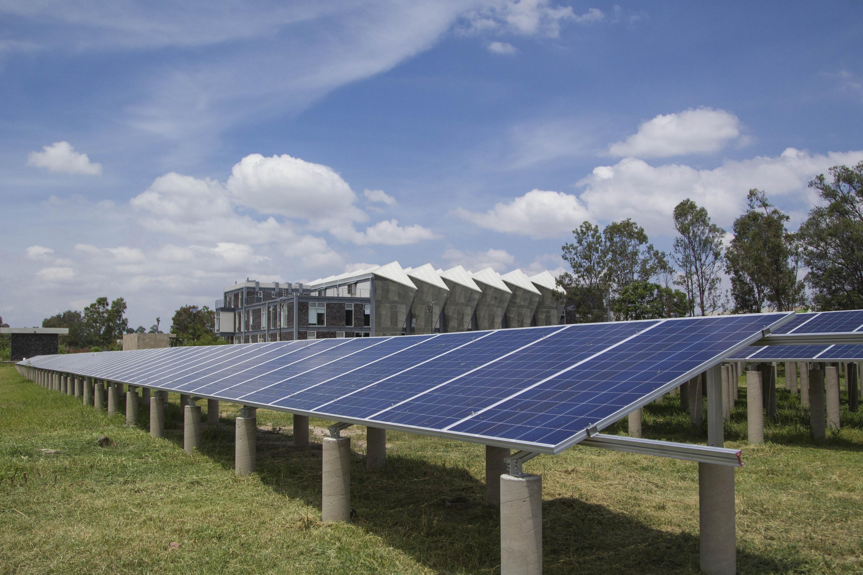Las celdas solares orgánicas para la conversión de energía solar en energía eléctrica
