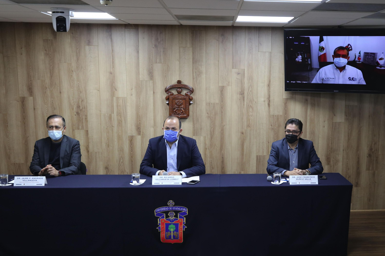 Autoridades universitarias anuncian este martes 28 de abril la puesta en marcha del Laboratorio Covid-19 en Puerto Vallarta