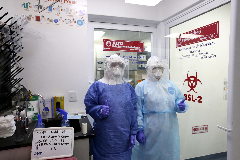 Dotados con la mejor tecnología y certificados por el Instituto de Diagnóstico y Referencia Epidemiológicos (InDRE)