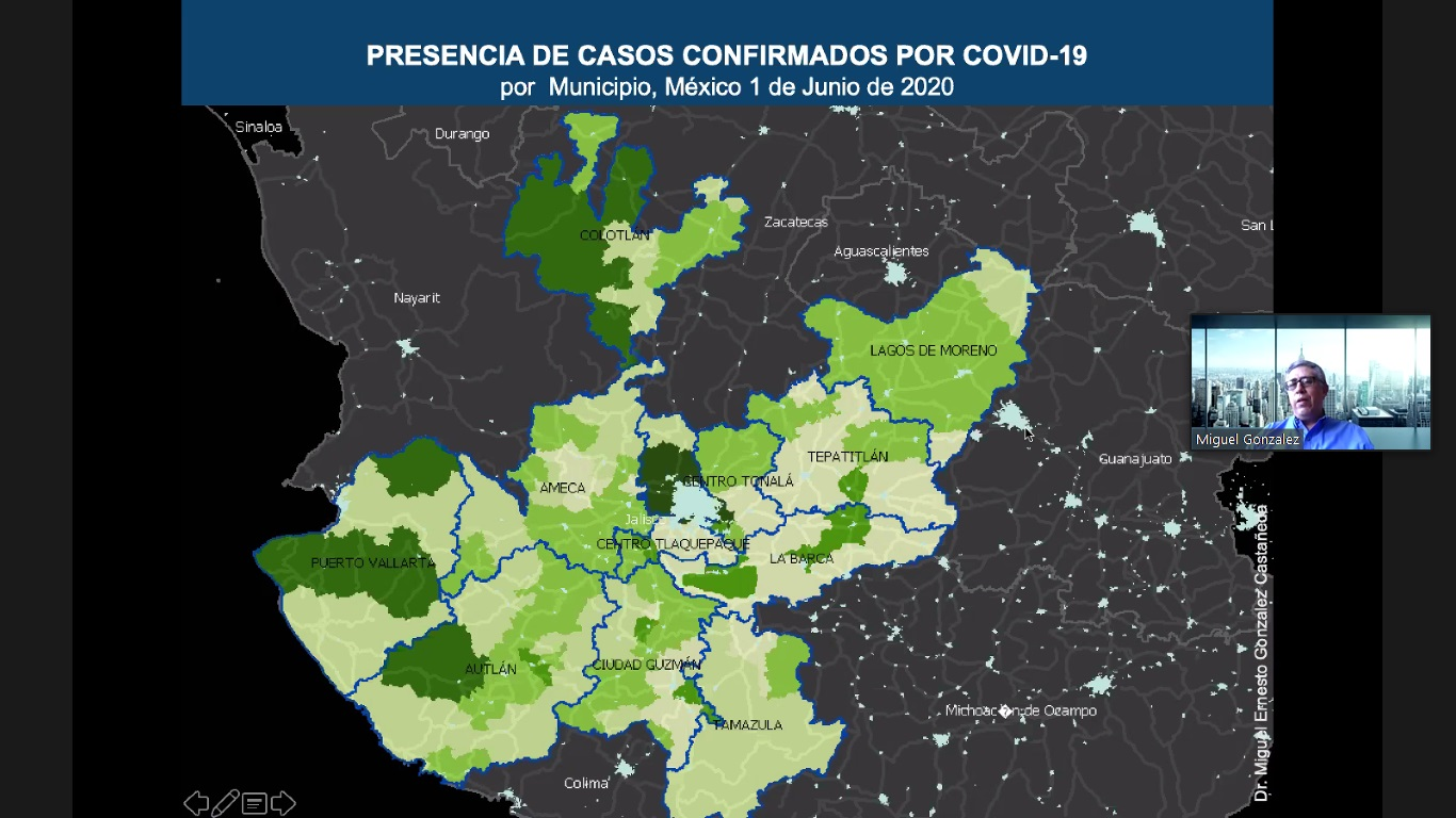 Las regiones Altos y Norte de Jalisco tienen focos rojos