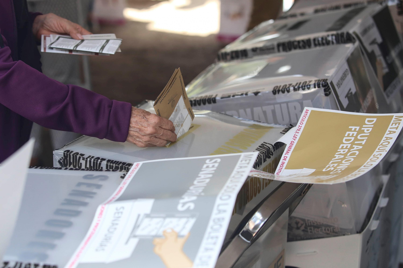 El observatorio realizó un análisis de las organizaciones que pretenden convertirse en nuevos partidos políticos