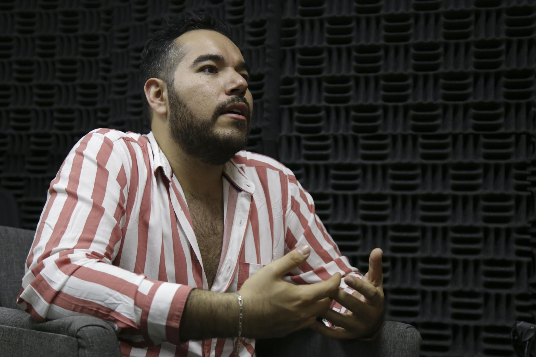 El activista Roberto Hernández Villalobos