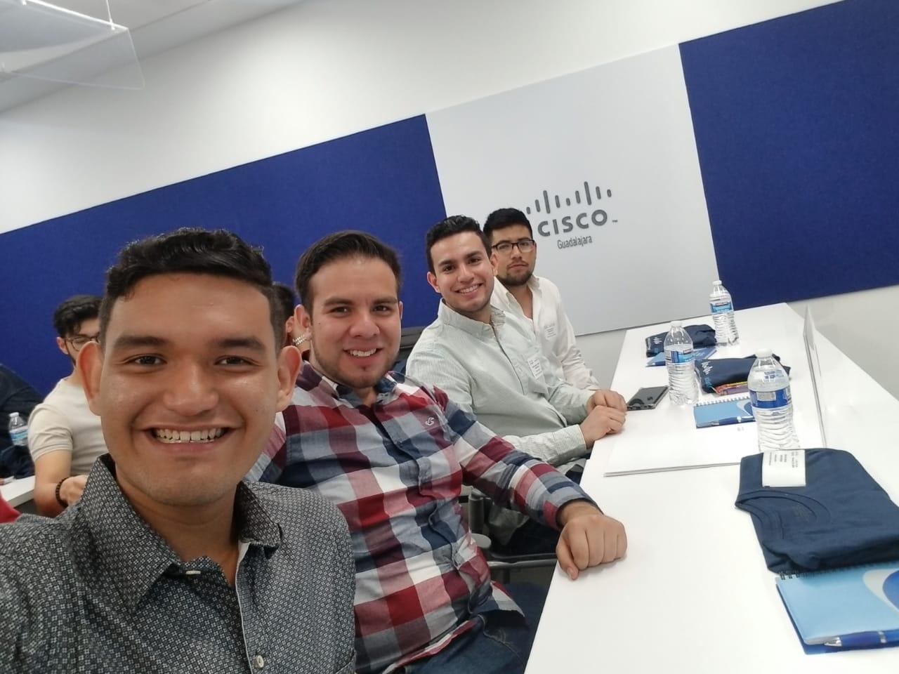 Concurso Cisco México University Challenge; su objetivo: solucionar problemáticas específicas planteadas por la empresa Cisco