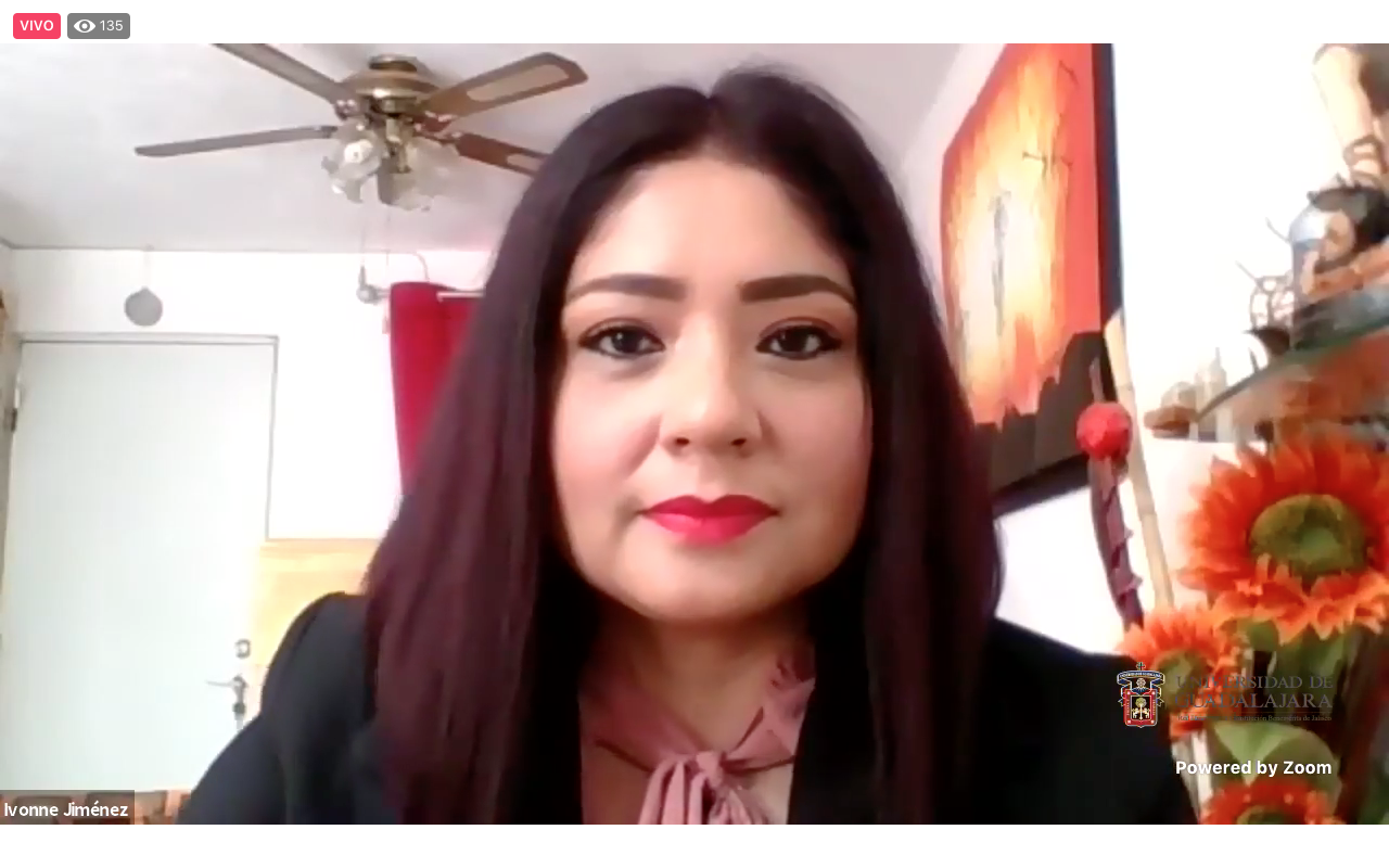 La profesora de educación física, de la Secretaría de Educación Pública Jalisco, licenciada Ivonne Michel Jiménez Ortega