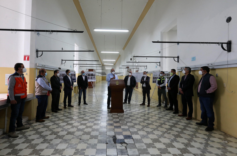 Autoridades del Gobierno de Jalisco y de la Universidad de Guadalajara